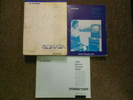 1996 HYUNDAI SONATA SET 3 Vol Service Repair Shop Manual FACTORY W BULLETINS