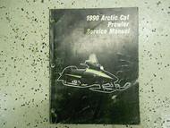 1990 Arctic Cat Prowler Service Shop Repair Manual OEM
