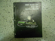 1990 Arctic Cat Kitty Cat Service Repair Shop Manual FACTORY OEM BOOK 90