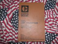 Caterpillar D6D LGP Tractor Part Book CAT Power Shift