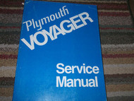 1974 Plymouth Voyager VAN Shop Service Repair Manual FACTORY OEM