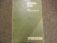 1983 MAZDA 626 Training Service Repair Shop Manual FACTORY OEM BOOK 83