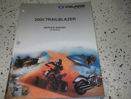 2004 Polaris TRAILBLAZER TRAIL BLAZER Shop Repair Service Manual FACTORY OEM 04