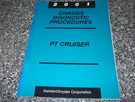 2001 Chrysler PT Cruiser Chassis Diagnostic Shop Manual
