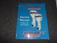 1968-1993 Clymer Volvo Stern Drive Service Shop Repair Manual B770 NEW PLASTIC
