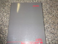 1995 1996 Acura 2.5TL 2.5 TL Service Shop Repair Manual OEM NEW FACTORY DEALER