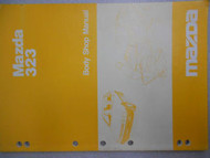 1985 Mazda 323 Service Repair Shop Manual FACTORY OEM RARE 85 WORKSHOP BOOK