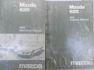 1983 Mazda 626 Service Repair Shop Manual SET FACTORY OEM BOOK RARE WORKSHOP 83