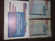 1990 Chevrolet Chevy S-10 S10 Truck TRUCKS Service Shop Repair Manual Set OEM