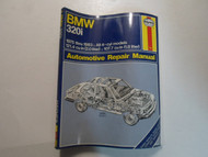 1975 1983 BMW Haynes 320i 4 CYL Models 2.0L 1.8L Automotive Repair Manual BENT