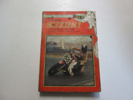 1977 1982 Clymer Suzuki GS750 Fours Service Repair Maintenance Manual DAMAGED