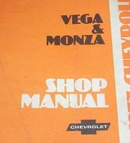 1977 Chevrolet Chevy MONZA Service Repair Shop Manual 77 DEALERSHIP OEM BOOK