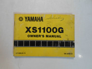 1980 Yamaha XS1100G Owners Manual FACTORY OEM BOOK 80 DEALERSHIP WRITING x