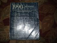 1990 Ford Mustang Gt Cobra Service Shop Repair Workshop Manual OEM Factory