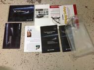 2010 HYUNDAI ELANTRA Owners Operators Owner Manual OEM Factory Set