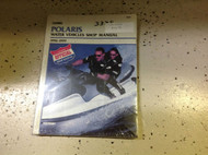 1996 1997 1998 1999 POLARIS WATER VEHICLES Shop Repair Service Manual CLYMERS x