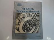 1981 1982 Yamaha XJ650G Repair Shop Workshop Service Manual FACTORY NEW BOOK