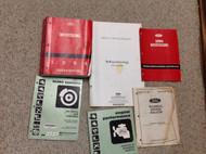 1994 FORD MUSTANG Service Shop Repair Manual Set OEM W EWD + Supplement + LOTS