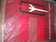 1965 Oldsmobile 442 F85 Cutlass 88 98 Service Shop Repair Workshop Manual OEM