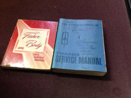 1971 OLDSMOBILE OLDS Cutlass 442 W30 Service Shop Repair Manual Set W Fisher Bod