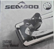 2005 Sea-Doo SeaDoo Rotax 717 & 787 RFI Engine Service Repair Shop Manual NEW