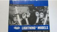 2005 Buell Lightning Models Parts Catalog Manual FACTORY OEM BOOK NEW 2005