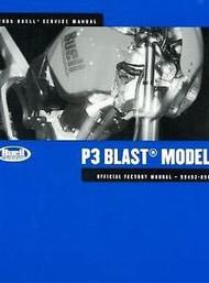 2005 Buell P3 Blast Model Models Workshop Service Repair Shop Manual NEW 2005