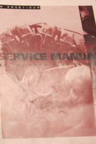 2002 2003 HARLEY DAVIDSON XR750 XR 750 Service Shop Repair Workshop Manual NEW