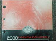 2000 HARLEY DAVIDSON SOFTAIL SOFT TAIL MODELS Service Shop Repair Manual OEM NEW