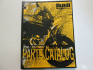 2000 Buell Lightning X1 Parts Catalog Book Manual FACTORY OEM NEW X 2000