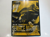 1999 2000 Buell Thunderbolt S3 S3T Service Repair Shop Manual FACTORY BRAND NEW