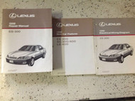 1998 LEXUS ES300 ES 300 Service Shop Repair Manual SET W WIRING BOOK & FEATURES