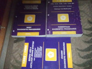 1996 PLYMOUTH BREEZE DIAGNOSTICS PROCEDURES Repair Service Shop Manual Set OEM