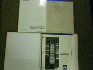 1995 HYUNDAI SONATA Service Repair Shop Manual V2 SET Body Electrical OEM