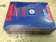 1993 DODGE RAMCHARGER TRUCK D&W DW 150 250 350 Service Shop Repair Manual NEW