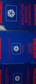1993 Dodge Dakota TRUCK Service Repair Shop Manual SET FACTORY W BULLETINS