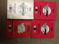 1992 Chevrolet Chevy CORVETTE Service Repair Shop Manual SET FACTORY 4 BOOKS OEM