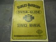 1991 1992 Harley Davidson Dyna Glide Service Repair Shop Manual Factory OEM x