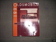 1990 Oldsmobile OLDS CUSTOM CRUISER Service Repair Shop Manual 90 FACTORY 2ND ED