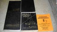 1985 Oldsmobile 98 Ninety Eight Service Shop Repair Manual Set DEALERSHIP OEM 85