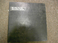 1980s VW ALL MODELS Technical Bulletins Service Shop Manual FACTORY OEM BOOK 80s