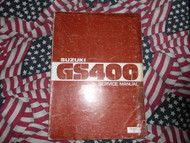 1979 1980 Suzuki GS400 GS400C GS425 GS425L Service Shop Repair Manual OEM