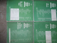 1977 Ford Truck Trucks Service Shop Repair Workshop Manual Set OEM