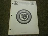 1975 Arctic Cat Cheetah Wankel Illustrated Service Parts Catalog Manual OEM