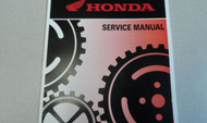 1974 1975 MR50 MR 50 Service Shop Repair Manual BRAND NEW FACTORY HONDA