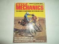 1972 Yamaha DTI CHassis Mods Cycle Mechanics Magazine WATER DAMAGED