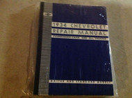 1934 CHEVY Chevrolet CARS CAR & TRUCKS Service Repair Shop Manual REPRINT NEW x