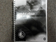 2003 Ski Doo Technical Update Book Manual FACTORY DEALER SHIP OEM BOOK B/W Cover