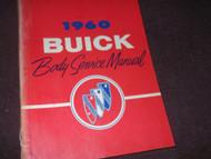 1960 BUICK ELECTRA INVICTA LE SABRE LESABRE BODY Service Shop Repair Manual OEM