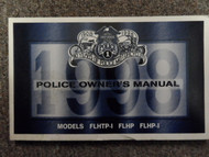 1998 Harley Davidson Police Model Owners Manual FACTORY DEALERSHIP OEM BOOK x